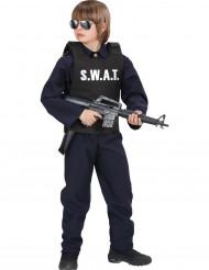 Gilet poliziotto S.W.A.T. bambino