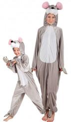 Costume da topo per coppia padre e figlio