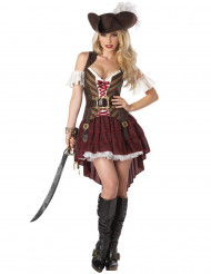 Costume da pirata avventuriera donna