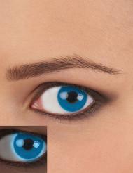 Lenti a contatto UV blu