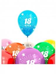 8 palloncini 18 anni