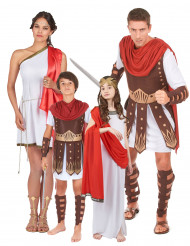 Costume famiglia romana antica