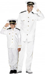 Costume coppia di capitani padre e figlio