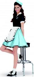 Costume ragazza Anni '50 adulto