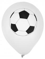 8 Palloncini in lattice pallone da calcio