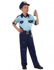 Travestimento poliziotto bambino