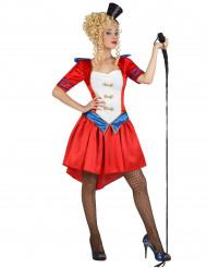 Costume domatrice del circo adulto