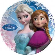 Piatto da festa La regina delle nevi™