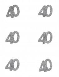 Coriandoli 40 anni
