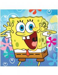 20 Tovagliolini di carta SpongeBob™