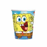 8 Bicchieri carta SpongeBob™