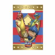 8 Sacchetti per caramelle Mike il cavaliere™