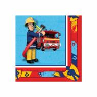 20 tovaglioli di carta Sam il pompiere™