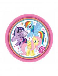 8 Piattini di carta My Little Pony™