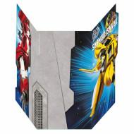 6 Cartoncini d'invito Transformers™