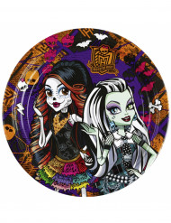 8 Piatti di carta Monster High™