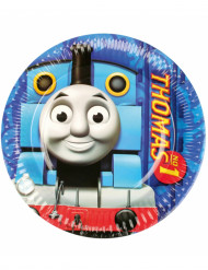 8 Piattini di carta Il trenino Thomas™