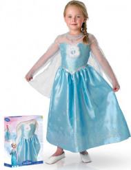 Costume da Elsa Frozen™deluxe bambina con cofanetto