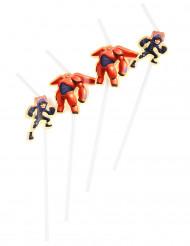 6 Cannucce  Big Hero 6™