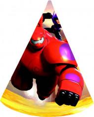 6 cappellini da festa Big Hero 6™