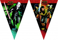 Ghirlanda di bandierine Star Wars rebels™