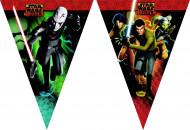 Ghirlanda di bandierine Star Wars rebels™