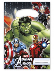 6 Sacchetti per caramelle The Avengers™