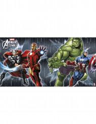 4 Banners da tavolo Avengers™