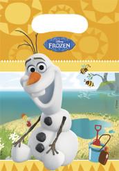 6 Buste regalo Olaf Frozen™