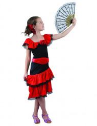 Costume flamenco bambina