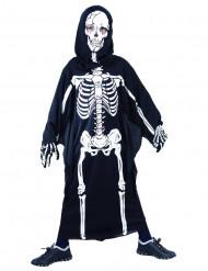 Costume da scheletro bambino