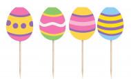 8 stecchini Pasqua