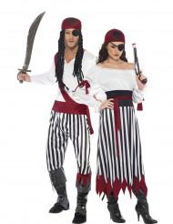 Costume coppia di corsari