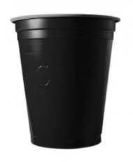20 bicchieri americani Originale Cup™ neri
