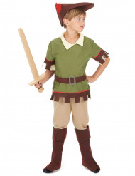 Costume paladino dei boschi bambino