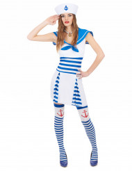 Costume marinaio donna