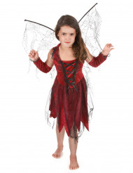 Costume fatina malefica bambina Halloween