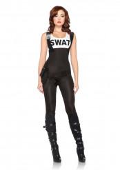 Costume SWAT donna