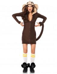 Costume da scimmietta donna