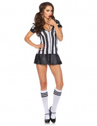 Costume arbitro sexy donna