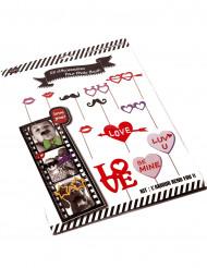 Kit photobooth per matrimonio