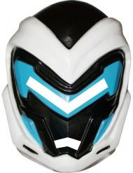 Maschera PVC Max Steel™ bambino