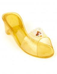 Scarpette Belle™ plastica gialla trasparente bambina