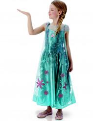 Costume Elsa Frozen™ Regina del ghiaccio per bambina