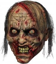 Maschera adulti zombie che morde