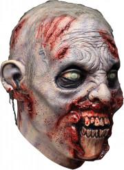 Maschera di Halloween terrificante da zombie per adulto