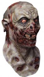 Maschera di Halloween da zombie affamato