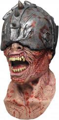 Maschera da zombie guerriero