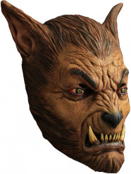 Maschera lupo mannaro per Halloween