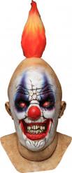 Maschera da Squancho il clown di Halloween